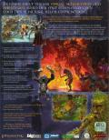 SpellForce: The Order of Dawn Windows Back Cover