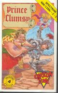 Prince Clumsy ZX Spectrum Front Cover