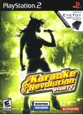 Karaoke Revolution Party PlayStation 2 Front Cover