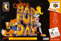 Conker's Bad Fur Day Nintendo 64 Front Cover