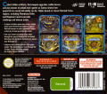 Metroid Prime Pinball Nintendo DS Back Cover