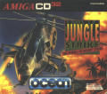 Jungle Strike Amiga CD32 Other Jewel Case - Front