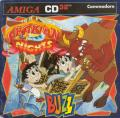 Arabian Nights Amiga CD32 Front Cover