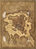 The Elder Scrolls IV: Oblivion (Collector's Edition) Windows Other Map - Center Left