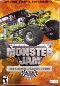 Monster Jam: Maximum Destruction Windows Front Cover