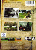 Brothers in Arms: Road to Hill 30 Xbox Back Cover