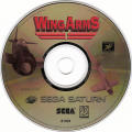 Wing Arms SEGA Saturn Media