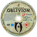 The Elder Scrolls IV: Oblivion (Collector's Edition) Windows Media Game Disc