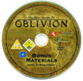 The Elder Scrolls IV: Oblivion (Collector's Edition) Windows Media Bonus Disc