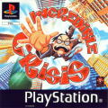 Incredible Crisis PlayStation Front Cover