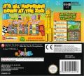 Zoo Keeper Nintendo DS Back Cover