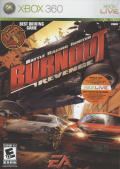 Burnout: Revenge Xbox 360 Front Cover