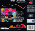 Baby Universe PlayStation Back Cover