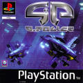 G-Police PlayStation Front Cover