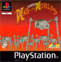 Jeff Wayne's The War of the Worlds PlayStation Front Cover