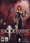 BloodRayne 2 Windows Front Cover
