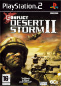Conflict: Desert Storm II: Back to Baghdad PlayStation 2 Front Cover