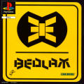 Bedlam PlayStation Front Cover