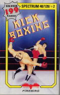 Kick Boxing ZX Spectrum Front Cover
