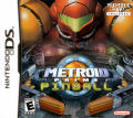 Metroid Prime Pinball Nintendo DS Front Cover