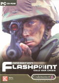 Operation Flashpoint: Cold War Crisis Windows Front Cover