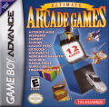 Ultimate Arcade Games Game Boy Advance Front Cover