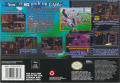 Michael Jordan:  Chaos in the Windy City SNES Back Cover