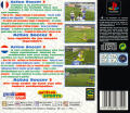 Actua Soccer 3 PlayStation Back Cover