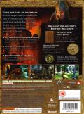 The Elder Scrolls IV: Oblivion (Collector's Edition) Xbox 360 Back Cover