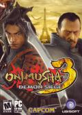 Onimusha 3: Demon Siege Windows Front Cover