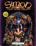Simon the Sorcerer Amiga Front Cover