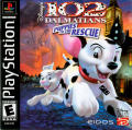 Disney's 102 Dalmatians: Puppies to the Rescue PlayStation Front Cover