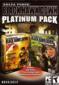 Delta Force: Black Hawk Down (Platinum Pack) Windows Front Cover