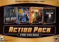 Action Pack - 4 Killer Action Games! Windows Front Cover