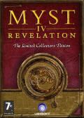 Myst IV: Revelation (Collector's Edition) Macintosh Front Cover