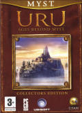Uru: Ages Beyond Myst (Collectors Edition) Windows Front Cover