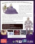 The Gene Machine DOS Back Cover