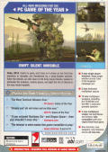 Tom Clancy's Ghost Recon: Island Thunder Windows Back Cover