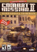Combat Mission II: Barbarossa to Berlin Windows Front Cover