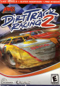 Dirt Track Racing 2 Windows Front Cover
