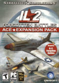 IL-2 Sturmovik: Forgotten Battles - Ace Expansion Pack Windows Front Cover