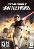Star Wars: Battlefront Windows Front Cover