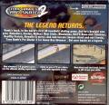 Tony Hawk's Pro Skater 2 Game Boy Advance Back Cover