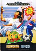 Super Kick Off Genesis Front Cover