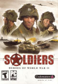 Soldiers: Heroes of World War II Windows Front Cover