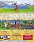 Dragon Quest VIII: Journey of the Cursed King PlayStation 2 Back Cover