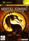 Mortal Kombat: Deception Xbox Front Cover
