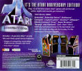 Atari Anniversary Edition Dreamcast Back Cover