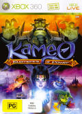 Kameo: Elements of Power Xbox 360 Front Cover