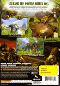 Kameo: Elements of Power Xbox 360 Back Cover